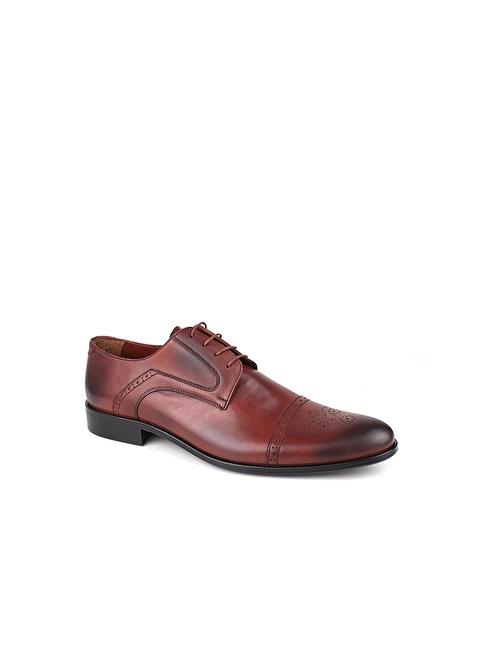 Erkan Kaban %100 Deri Klasik Ayakkabı Taba